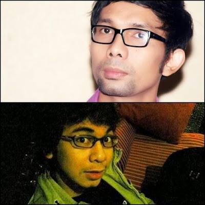 Raditya Dika dan Indra Herlambang