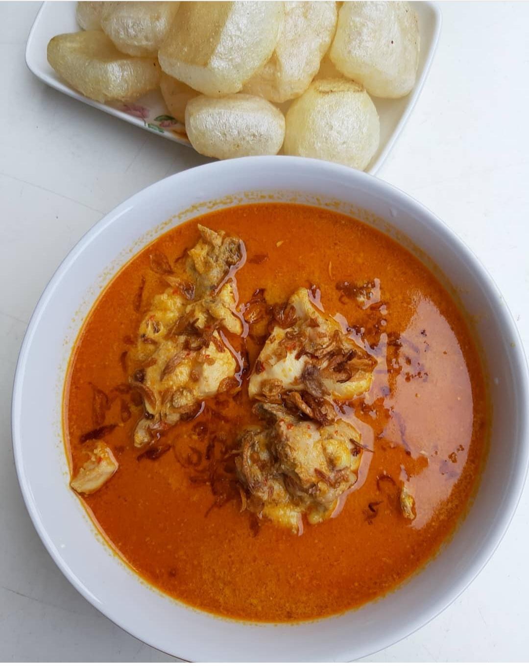 Resep Gulai Ayam Spesial : resep, gulai, spesial, Resep, Masakan, Gulai, Spesial