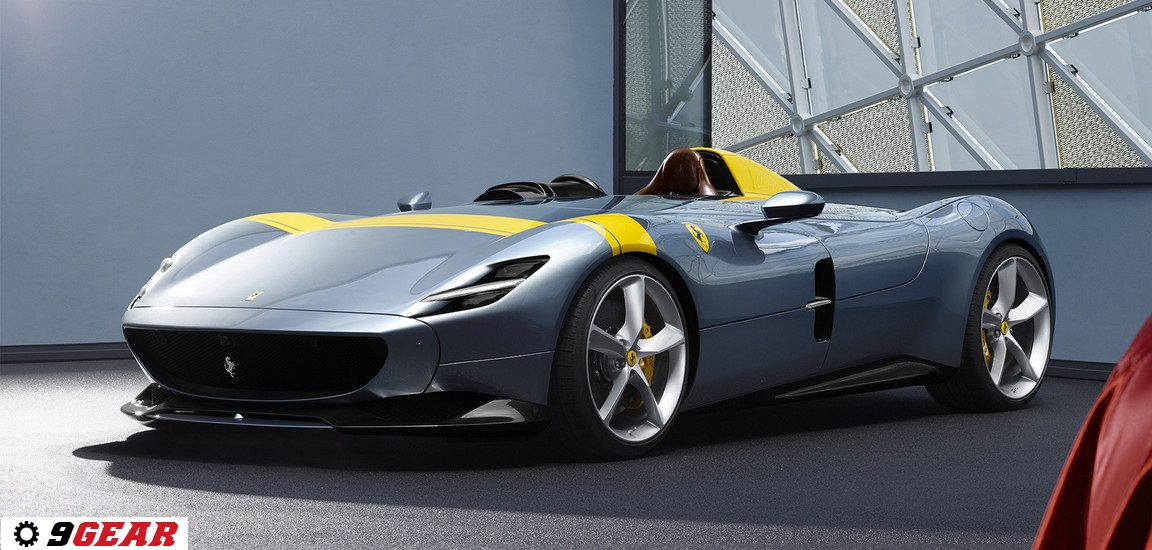 ferrari monza sp1 and sp2 limited edition special series unveiled car reviews new car. Black Bedroom Furniture Sets. Home Design Ideas