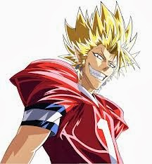 Hiruma Yoichi (Eyeshield 21)