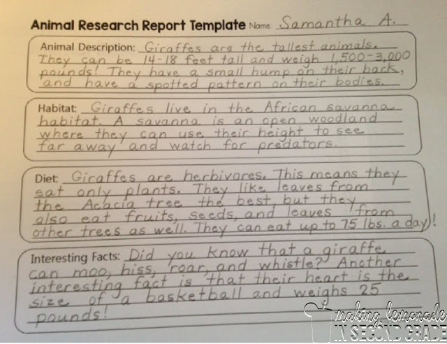 Writing a Research Paper for Your Science Fair Project