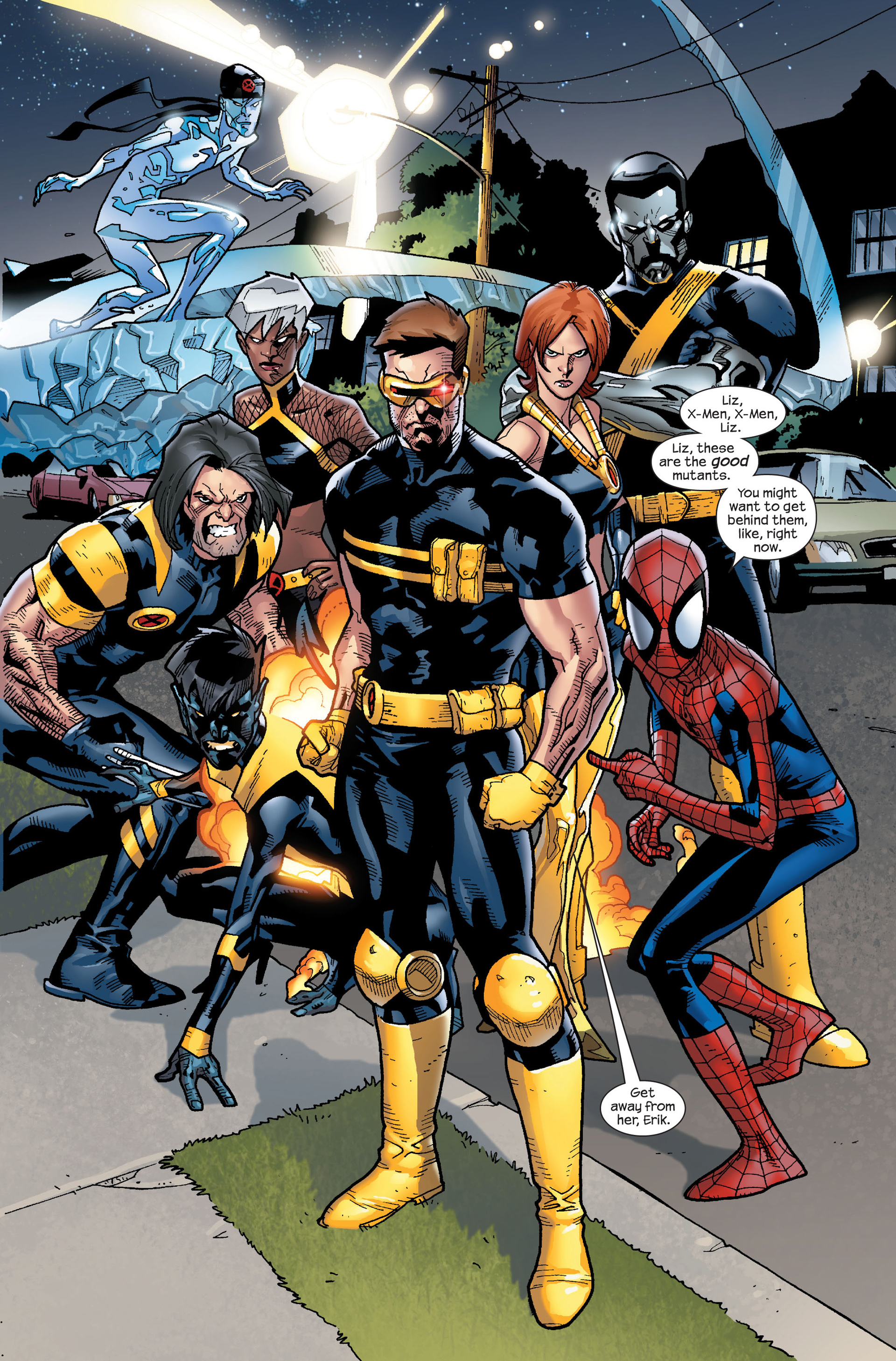 Read online Ultimate Spider-Man (2000) comic -  Issue #120 - 13