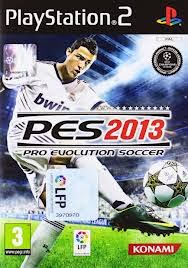 Download Pro Evolution Soccer 2013 (PS2)