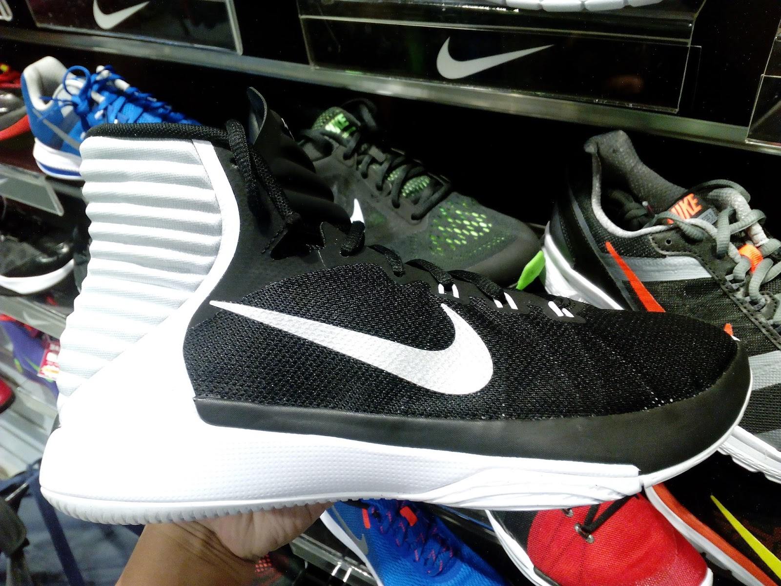 sports shoes c3579 f929e Nike Prime Hype DF 2016