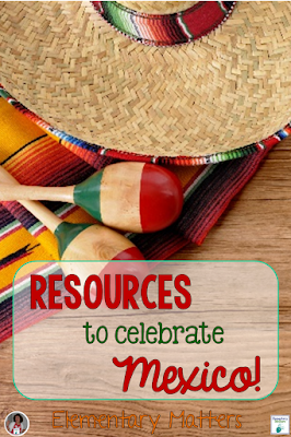 Resources to celebrate Mexico