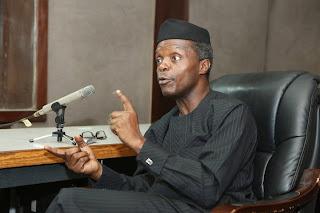 Nigerian vice President