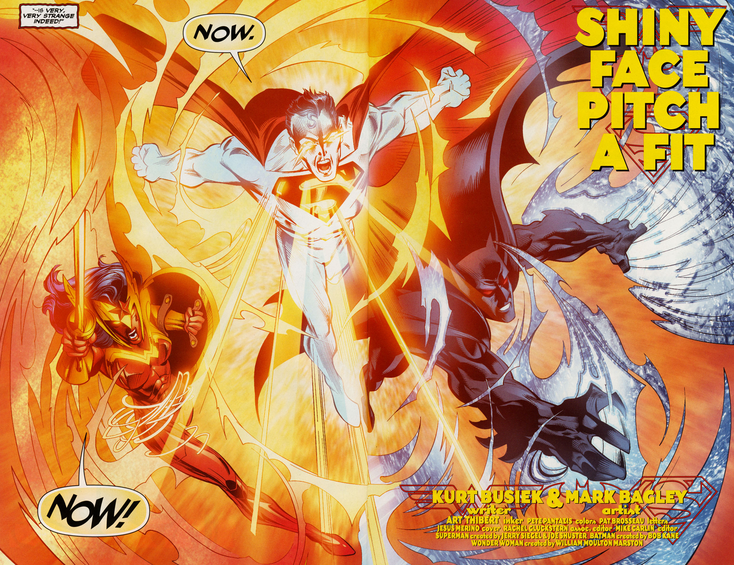 Read online Trinity (2008) comic -  Issue #43 - 4