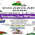 Year 6 Vocabulary [Free PDF Download]
