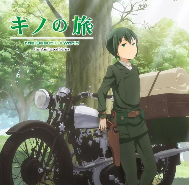 Download OST Opening Ending Anime Kino no Tabi: The Beautiful World - The Animated Series Full Version