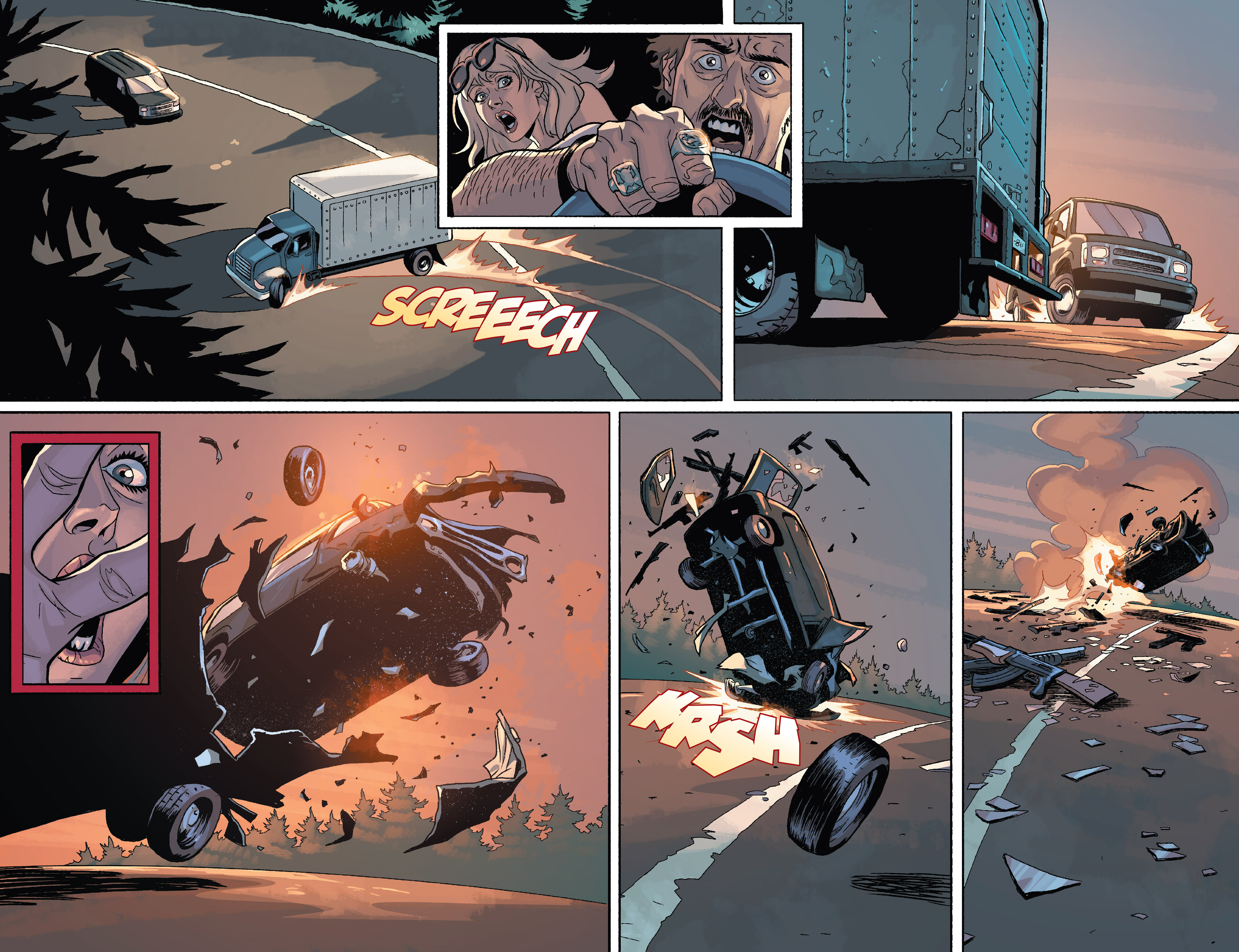 Read online Sons of Anarchy comic -  Issue #4 - 24