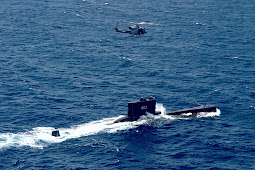 Indonesian Military Says Missing Submarine Sank in Deep Water off Bali