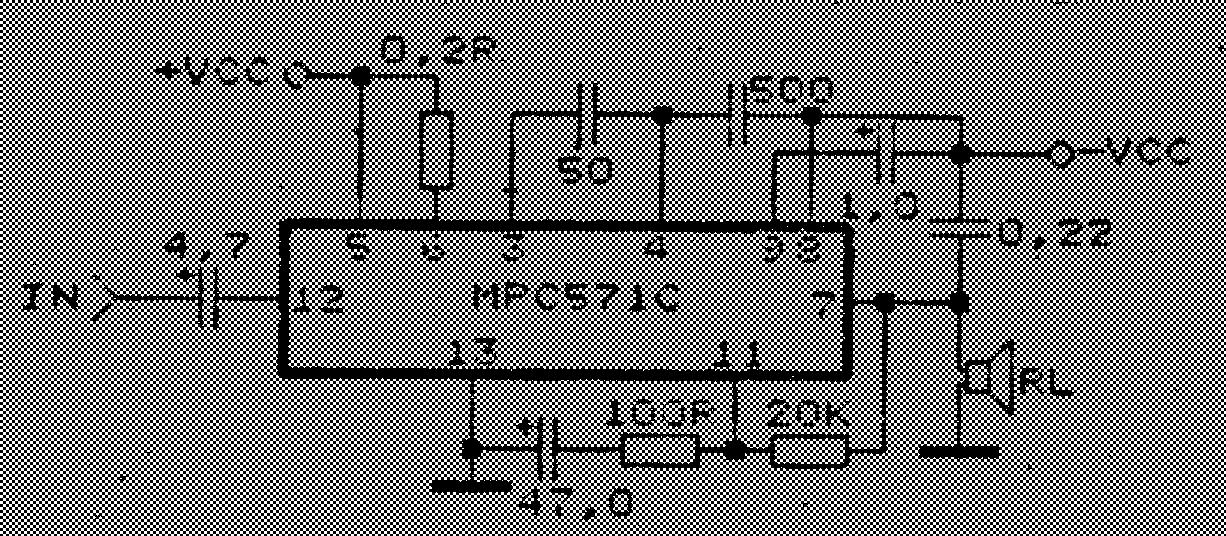 An5265 Amplifier Circuit