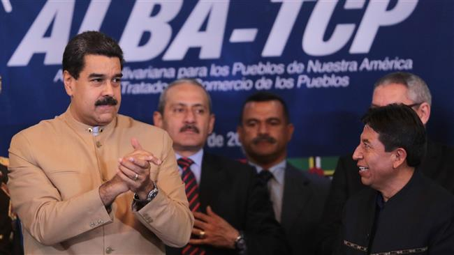 President Nicolas Maduro urges 'respect' for Venezuela
