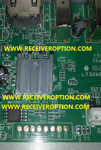STARTREK SR-9990 SUPER GX6605S TYPE HD RECEIVER POWERVU KEY NEW SOFTWARE