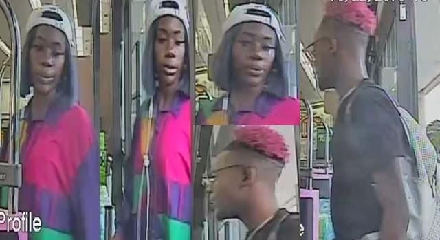 walgreens 5300 braeswood female suspect