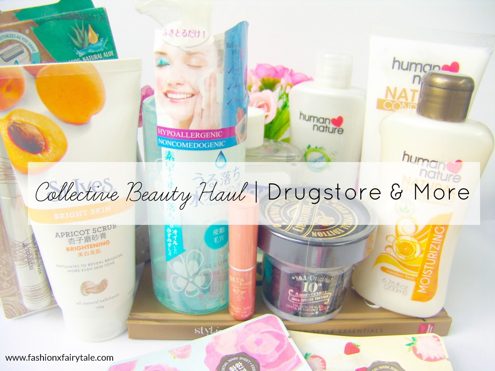 Collective Beauty Haul | Drugstore & More
