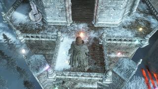 DarkSouls3  アノール・ロンド 虜囚の塔への透明床 攻略 地図 マップ