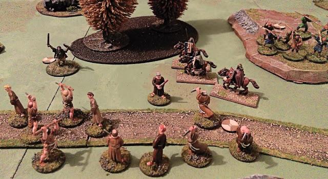 SAGA Angry Monks