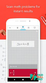 Photomath Camera Calculator APK
