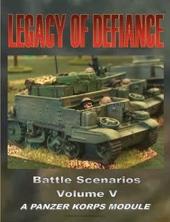 Panzer Korps Scenario Book Five