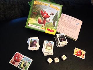 Foto del juego desplegado