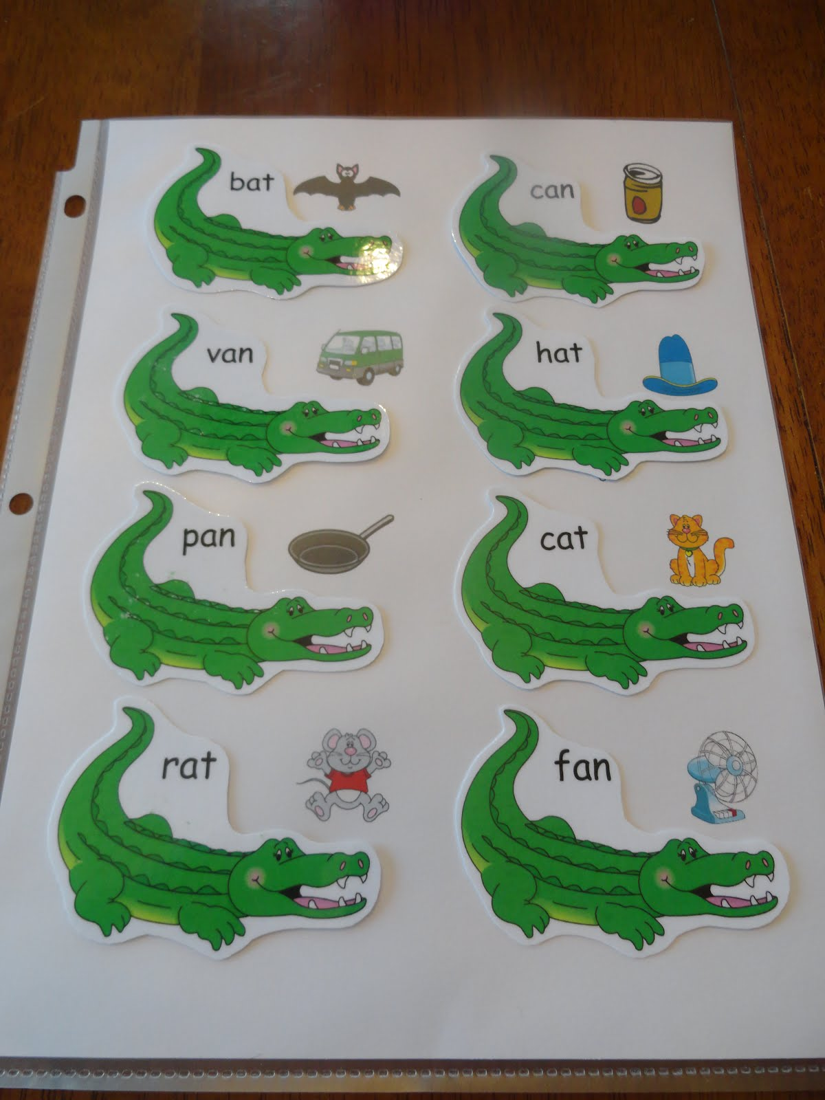 Izzie Mac And Me Alligator Fun With Freebies