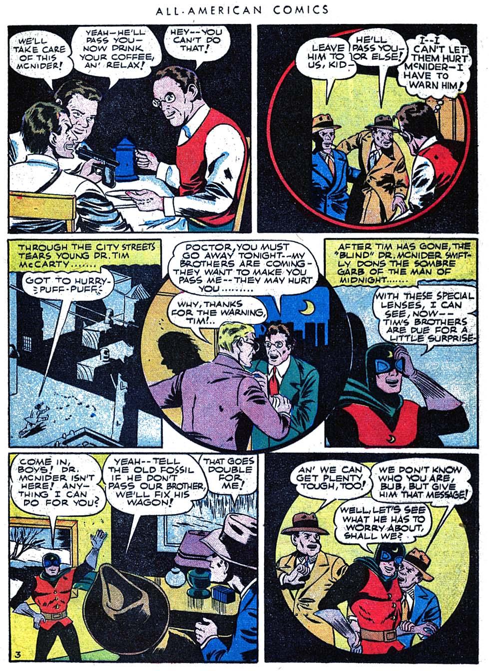 Read online All-American Comics (1939) comic -  Issue #63 - 19
