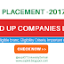 Lined up compananies for placement - KIIT placement  2017-18