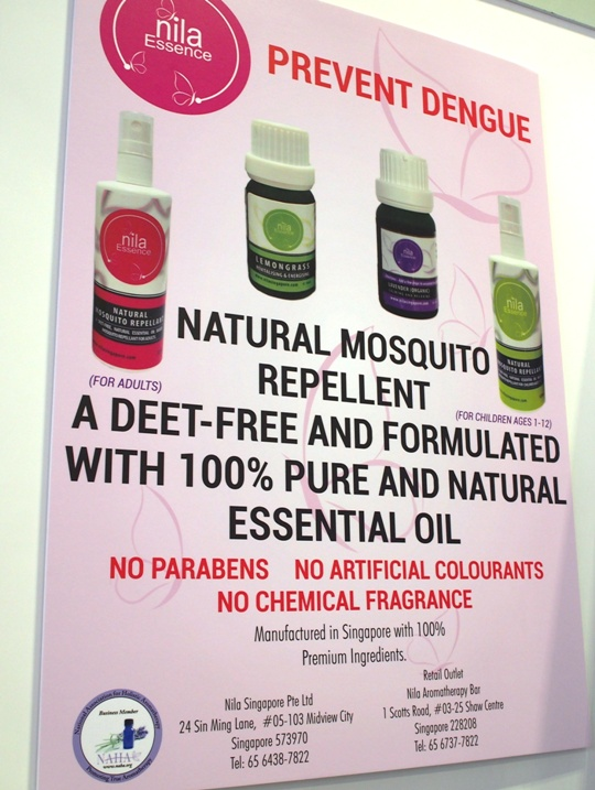nila natural mosquito repellant with pure essential oils