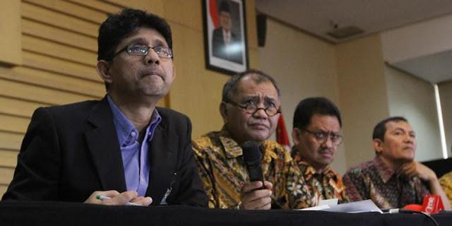 Wakil Ketua KPK: Fitnah Jika Presiden Disebut Mencampuri Kasus Sumber Waras