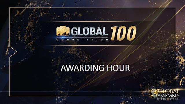Global 100 — твой шанс выиграть золотые слитки!