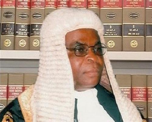Justice Onnoghen: Court halts CJN's arraignment