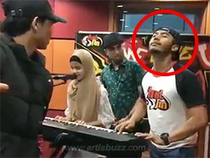 Thumbnail image for (Video) DJ HotFM Buat Buta Mempersendakan Fina Mentor Milenia Di Studio