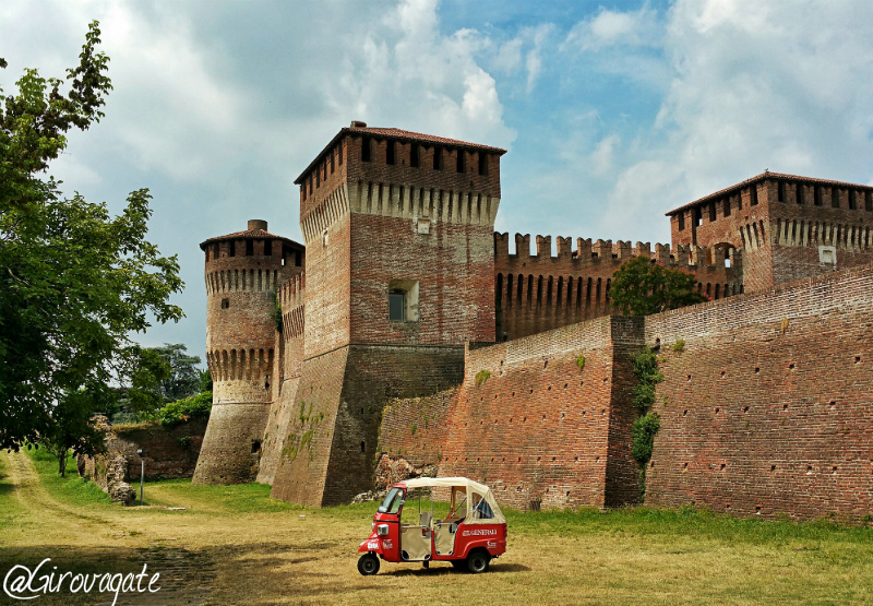 viviamopositivo thegira castello soncino