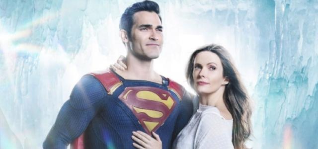 Elizabeth Tulloch revela novo logotipo para 'Superman & Lois'