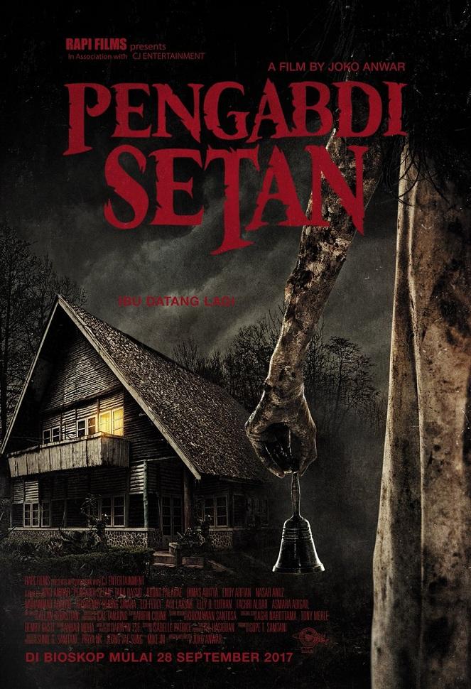 Poster Pengabdi Setan 2017