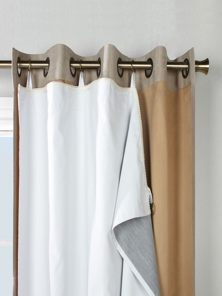 26 Simplistic of blackout liner curtains