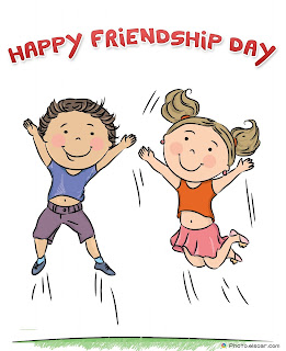 Friendship Day Animated Image