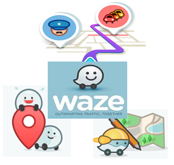 Sandals and a Stick: God's Waze