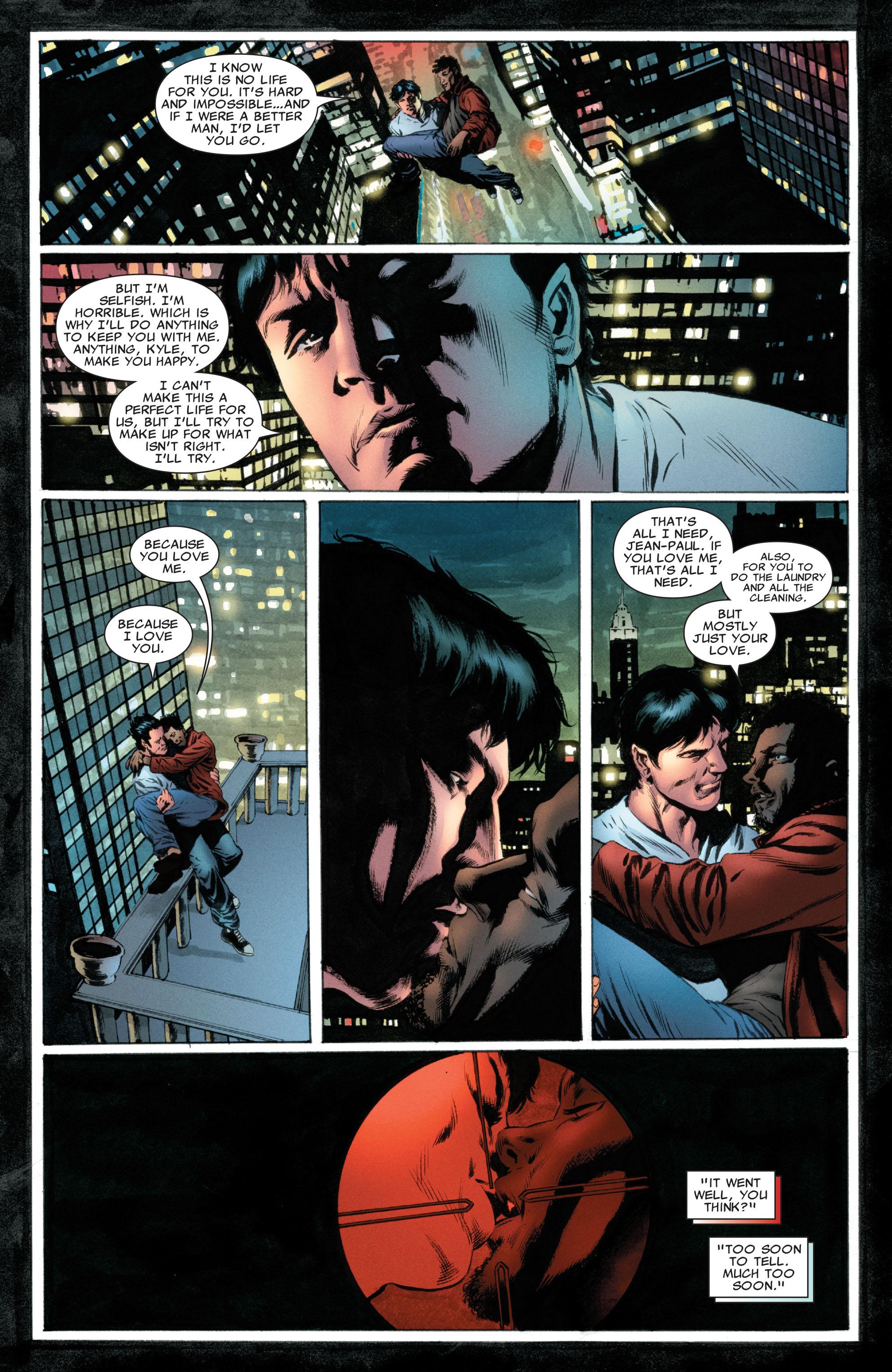 Read online Astonishing X-Men (2004) comic -  Issue #49 - 21