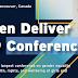 Conférence pour les femmes entièrement financées au Canada 2018