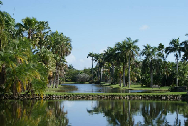 Fairchild Tropical Botanic Gardens em Miami