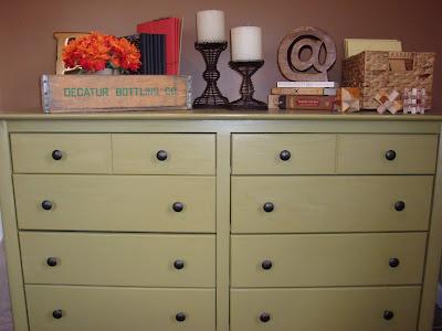 Ashley S Nest Repurposed Dresser