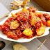 Cách làm gà sốt chua ngọt ngon cơm