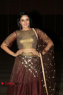 Actress Anchor Sri Mukhi Pictures at Araku Road Lo Audio Launch  0116