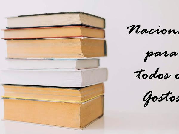 TAG: Livros Nacionais para Todos os Gostos