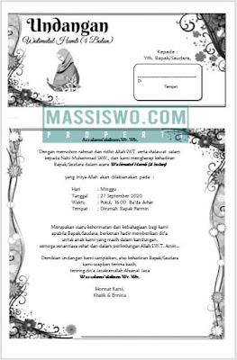 download undangan walimatul hamli format word