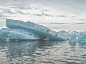 北極(素材)