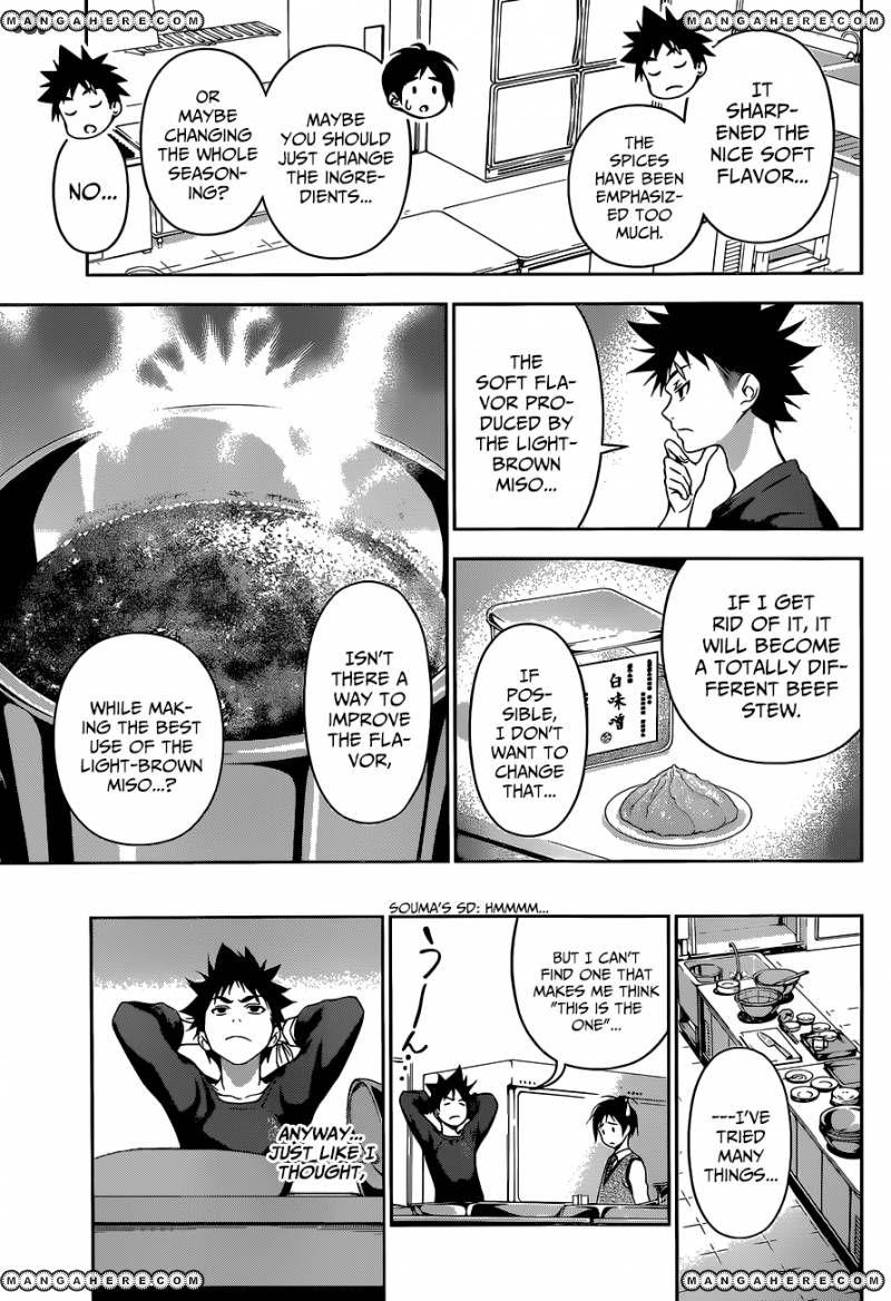 Shokugeki no Soma - Chapter 91