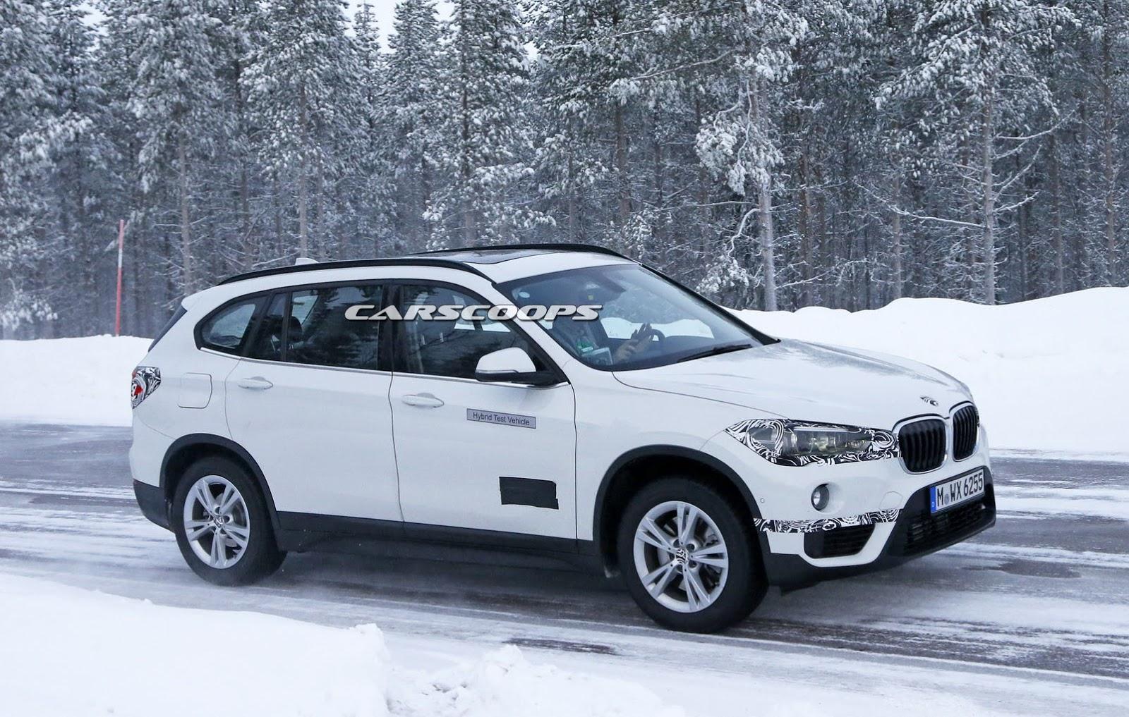 2015 - [BMW] X1 II [F48] - Page 17 2017-BMW-X1-Hybrid-8